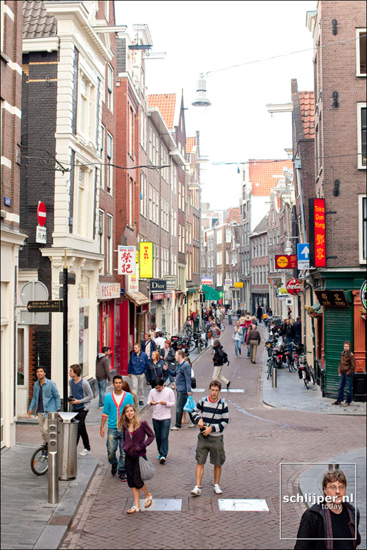 Nederland, Amsterdam, 26 juli 2010