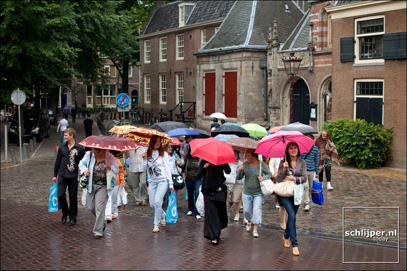 Nederland, Amsterdam, 27 juli 2010