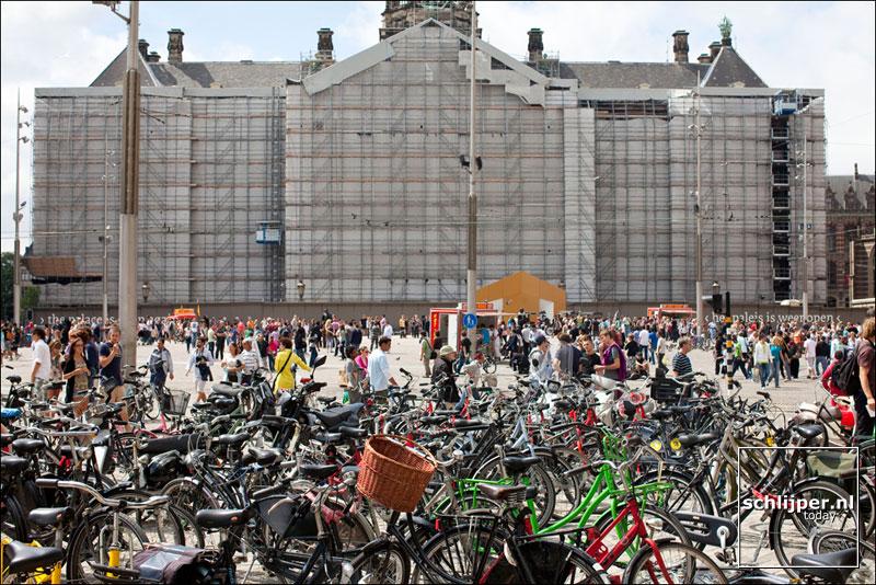 Nederland, Amsterdam, 28 juli 2010