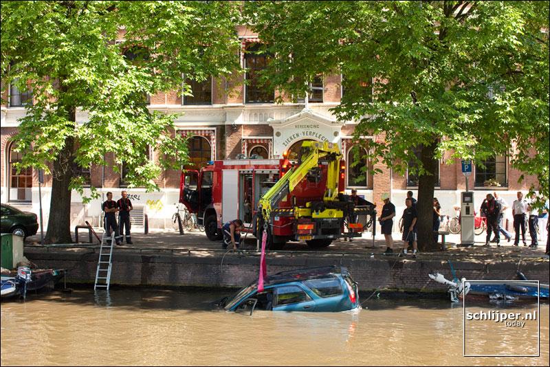 Nederland, Amsterdam, 30 juli 2010