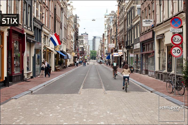 Nederland, Amsterdam, 1 augustus 2010
