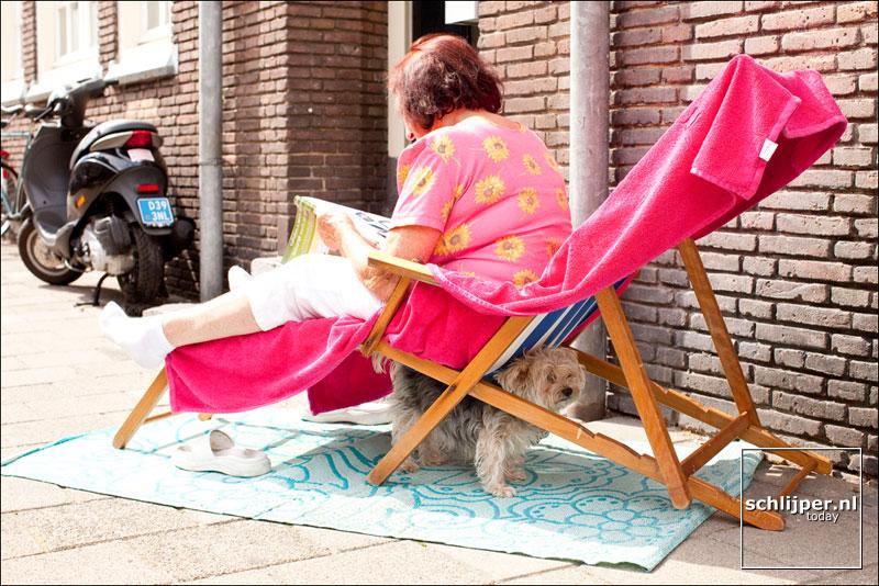 Nederland, Amsterdam, 2 augustus 2010