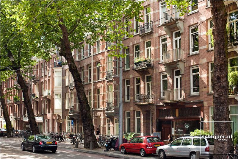 Nederland, Amsterdam, 5 augustus 2010