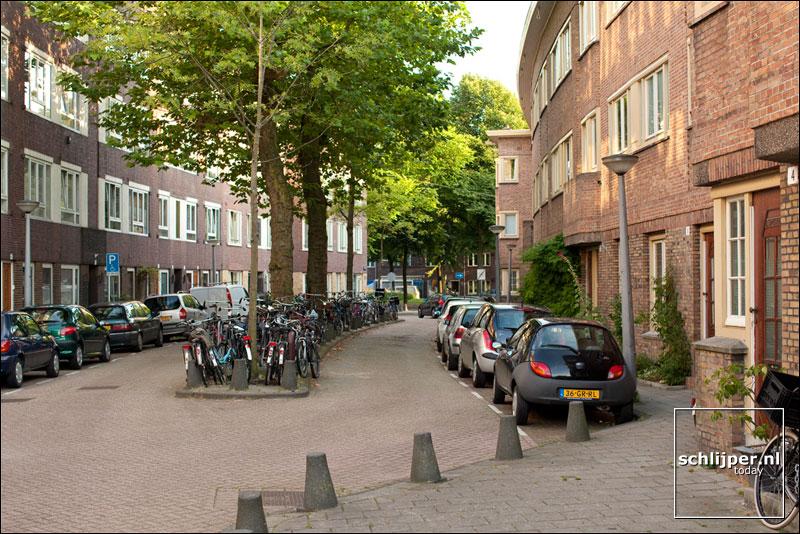Nederland, Amsterdam, 9 augustus 2010