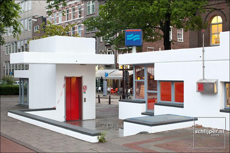 Nederland, Amsterdam, 10 augustus 2010