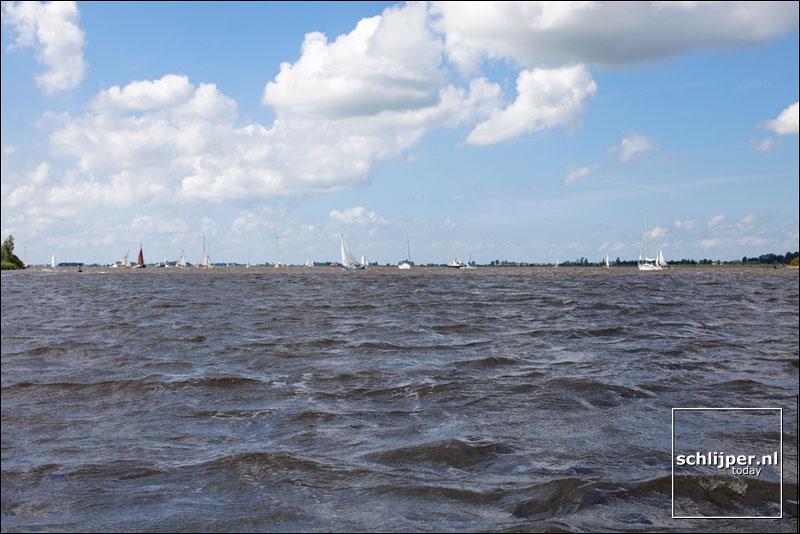 Nederland, Heeg, 11 augustus 2010