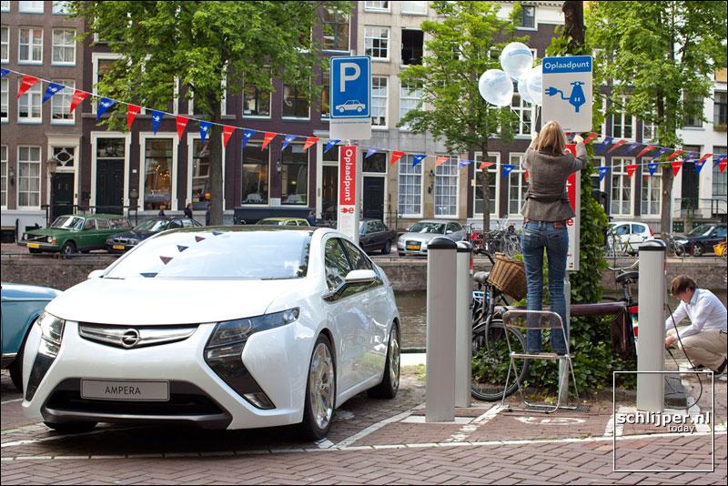 Nederland, Amsterdam, 18 augustus 2010
