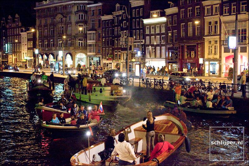 Nederland, Amsterdam, 20 augustus 2010