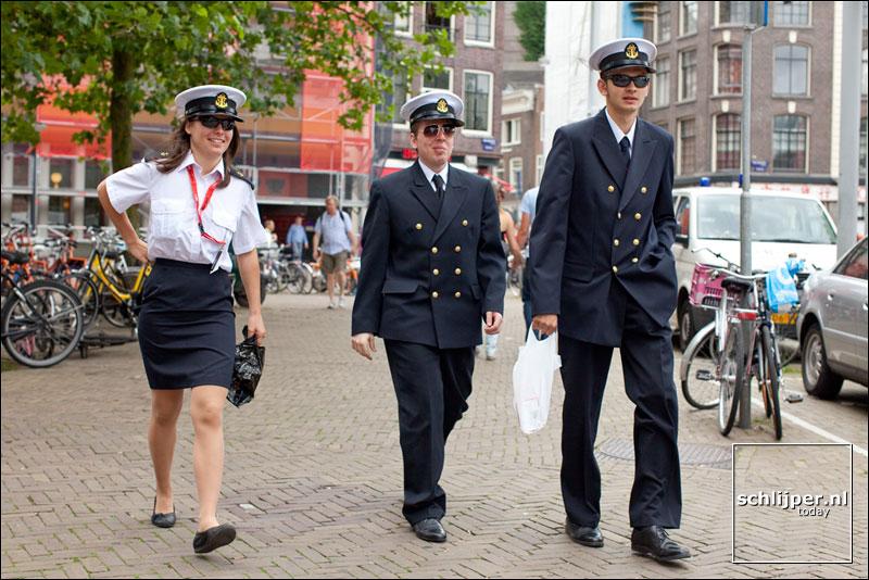 Nederland, Amsterdam, 21 augustus 2010