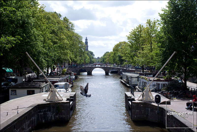 Nederland, Amsterdam, 24 augustus 2010