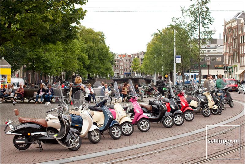 Nederland, Amsterdam, 25 augustus 2010