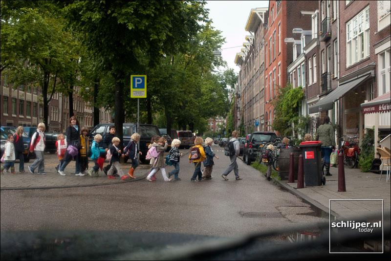 Nederland, Amsterdam, 26 augustus 2010