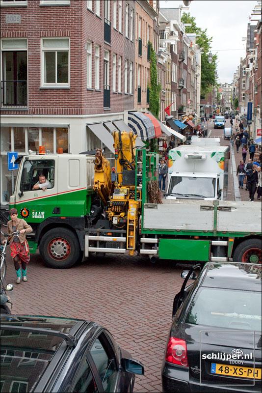 Nederland, Amsterdam, 27 augustus 2010