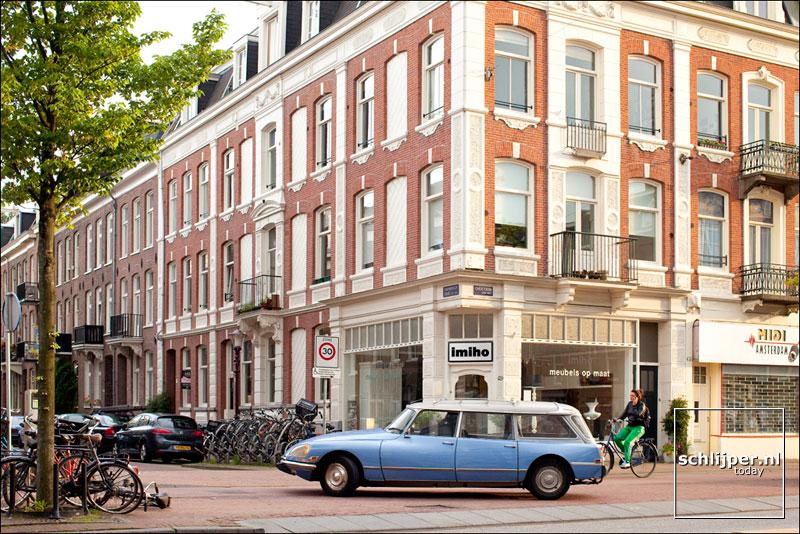 Nederland, Amsterdam, 1 september 2010