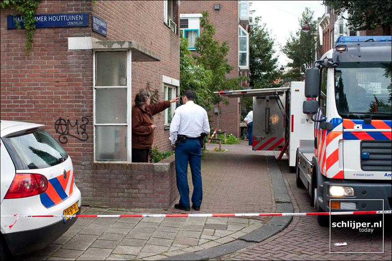 Nederland, Amsterdam, 2 september 2010