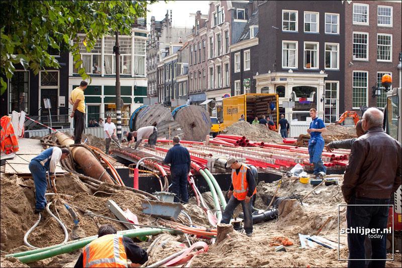 Nederland, Amsterdam, 3 september 2010