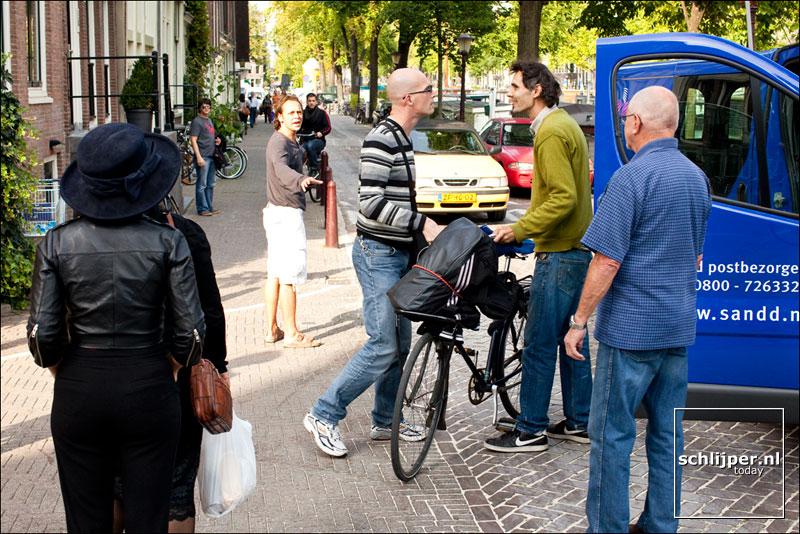 Nederland, Amsterdam, 6 september 2010