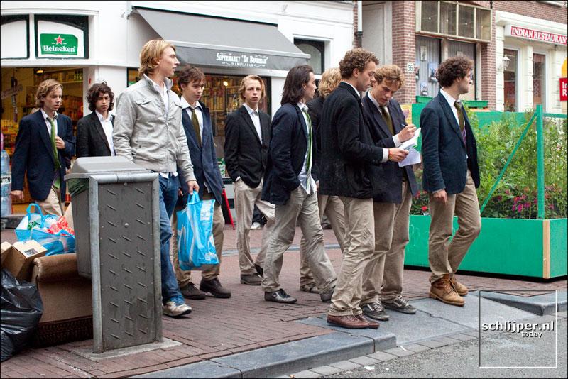 Nederland, Amsterdam, 7 september 2010