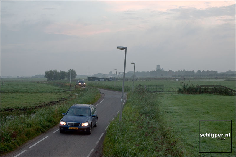 Nederland, Ransdorp, 10 september 2010