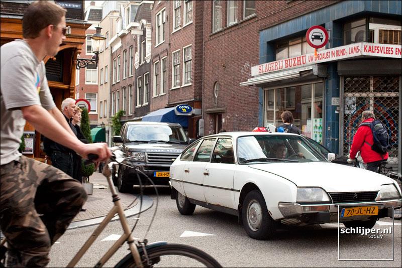 Nederland, Amsterdam, 11 september 2010