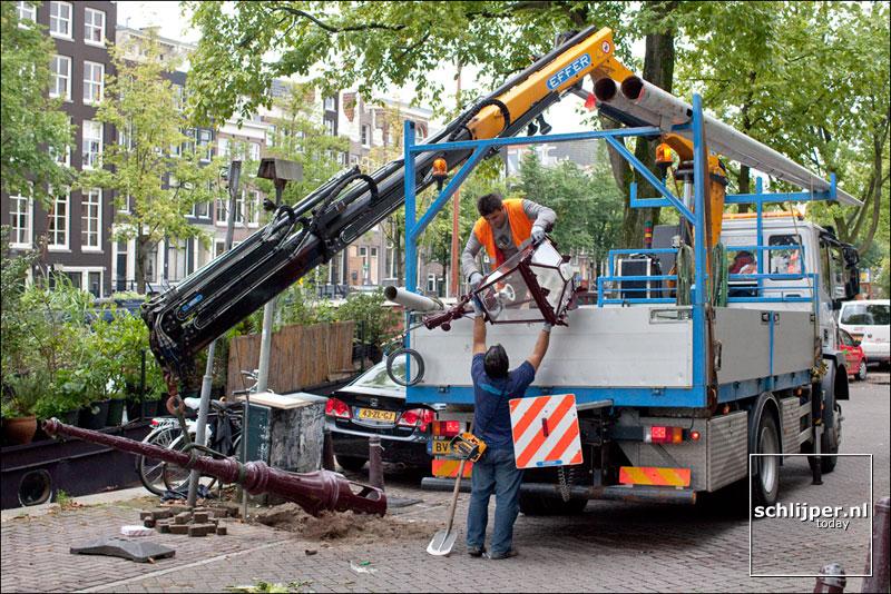 Nederland, Amsterdam, 16 september 2010
