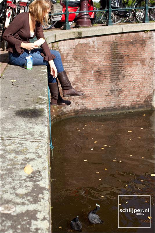 Nederland, Amsterdam, 17 september 2010