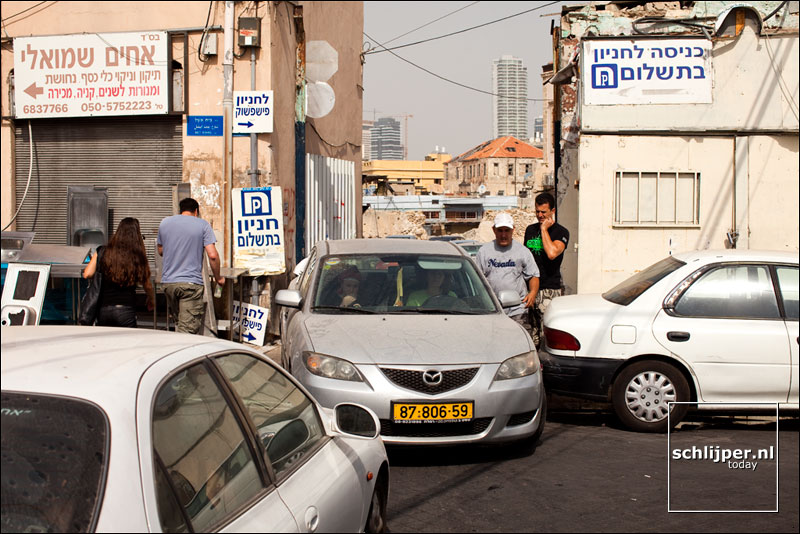 Israel, Jaffa, 26 september 2010