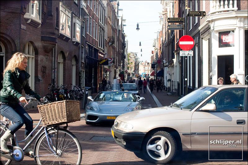 Nederland, Amsterdam, 29 september 2010