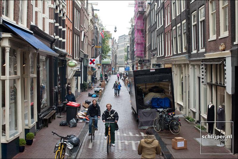 Nederland, Amsterdam, 30 september 2010
