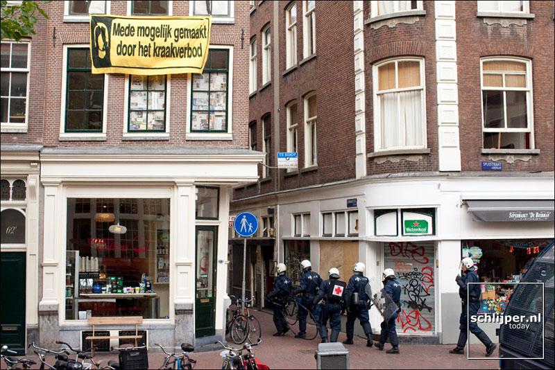 Nederland, Amsterdam, 4 oktober 2010