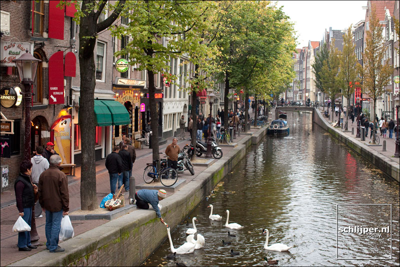 Nederland, Amsterdam, 8 oktober 2010