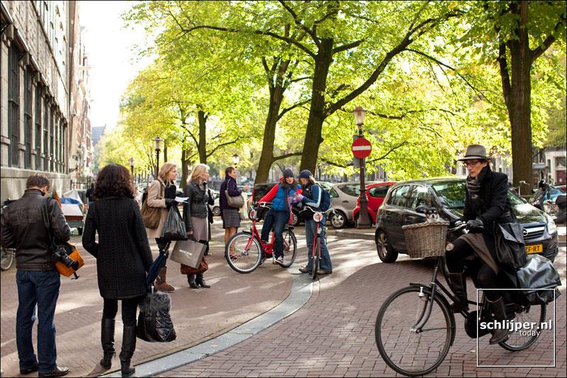 Nederland, Amsterdam, 16 oktober 2010