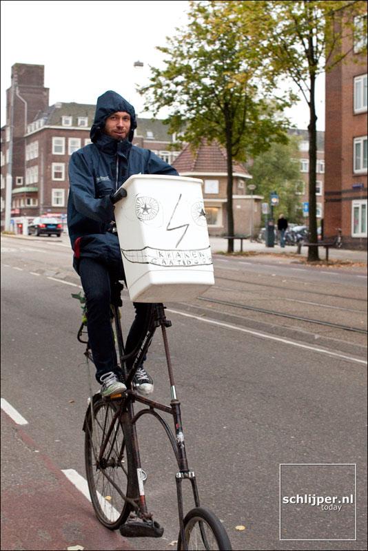 Nederland, Amsterdam, 18 oktober 2010