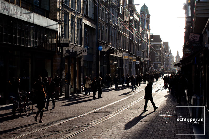 Nederland, Amsterdam, 24 oktober 2010