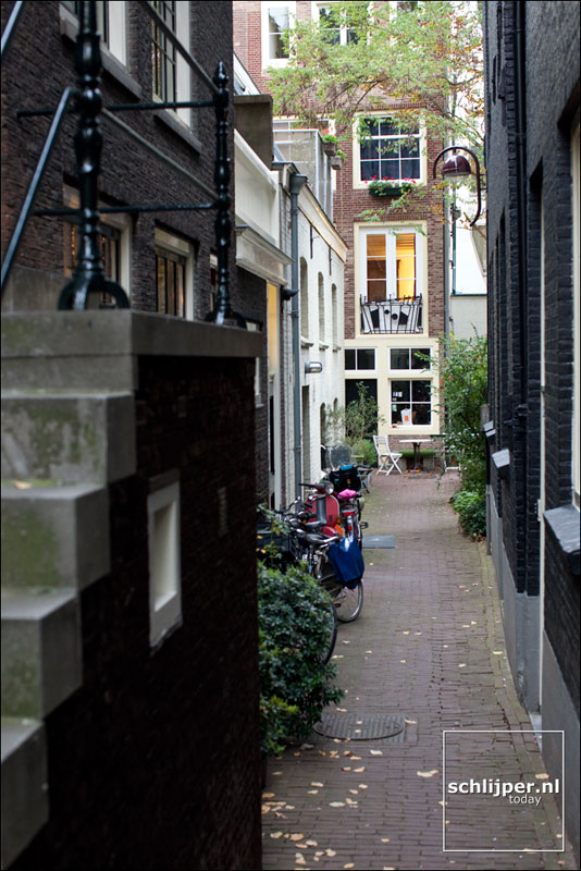 Nederland, Amsterdam, 26 oktober 2010