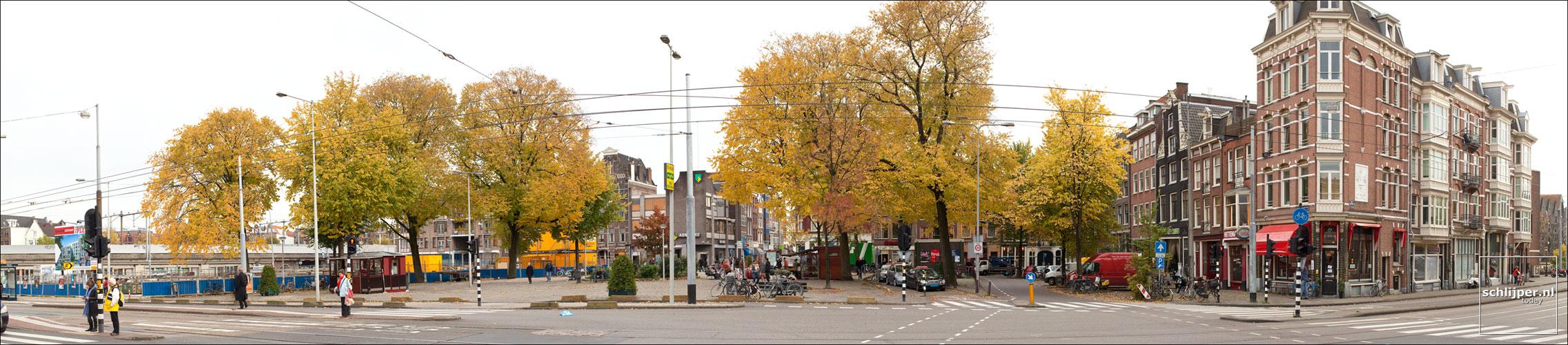 Nederland, Amsterdam, 29 oktober 2010