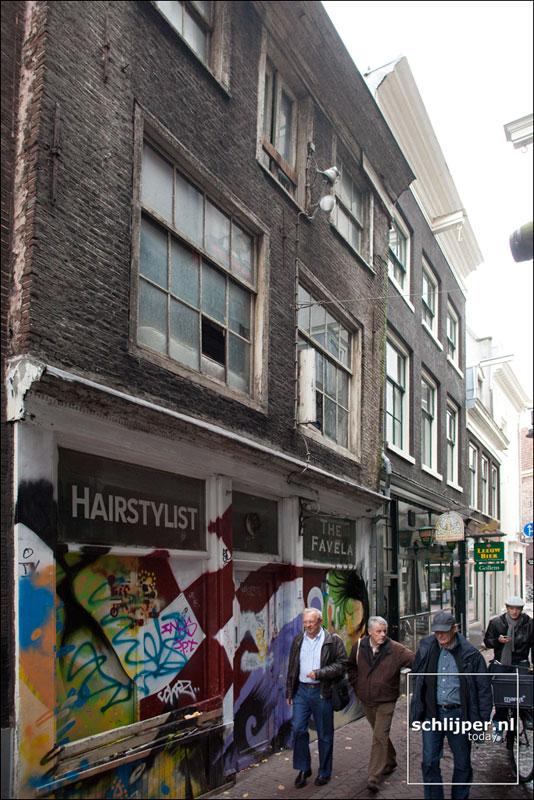 Nederland, Amsterdam, 3 november 2010