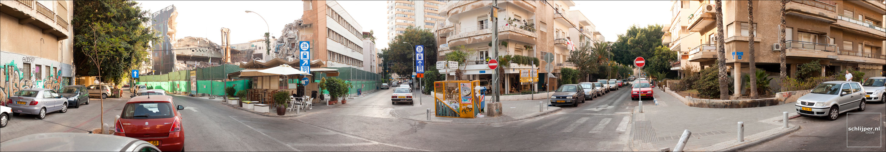 Israel, Tel Aviv, 10 november 2010