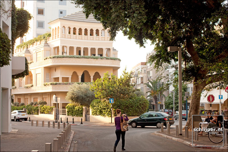 Israel, Tel Aviv, 11 november 2010
