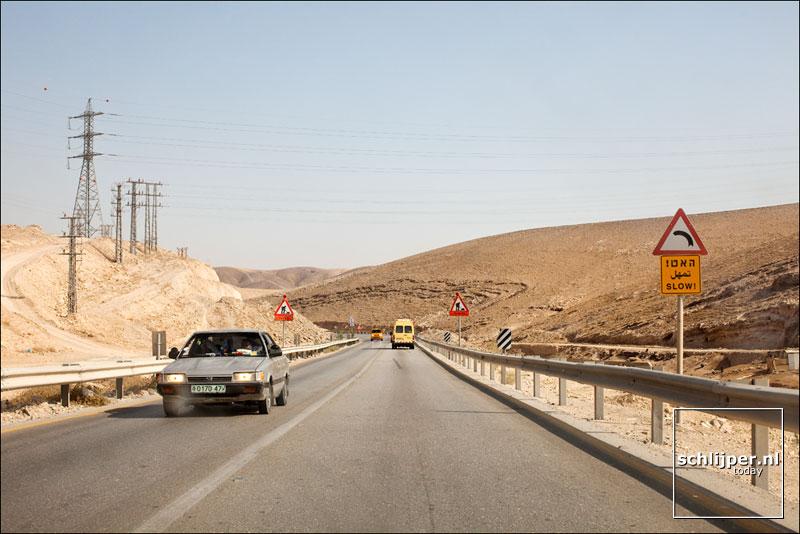 Israel, Mitspe Yeriho, 18 november 2010