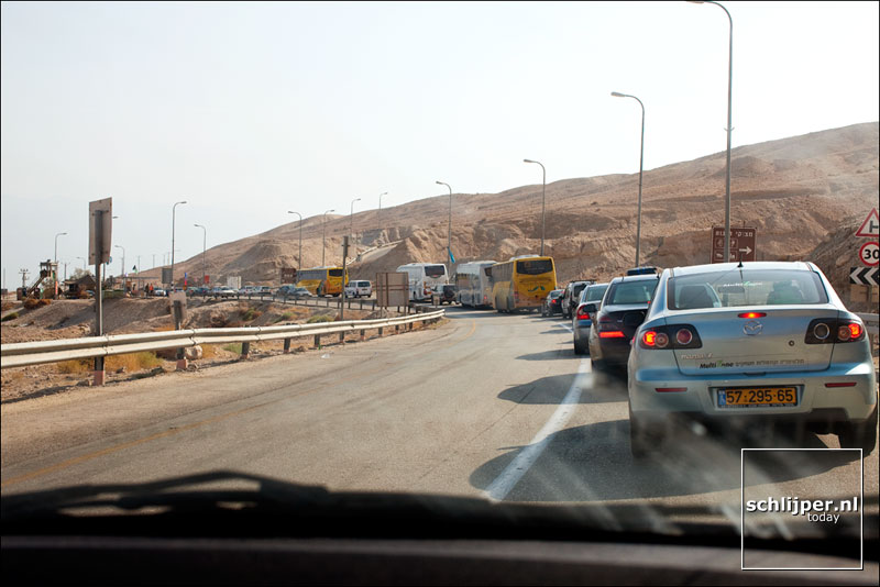 Israel, Dead Sea, 18 november 2010
