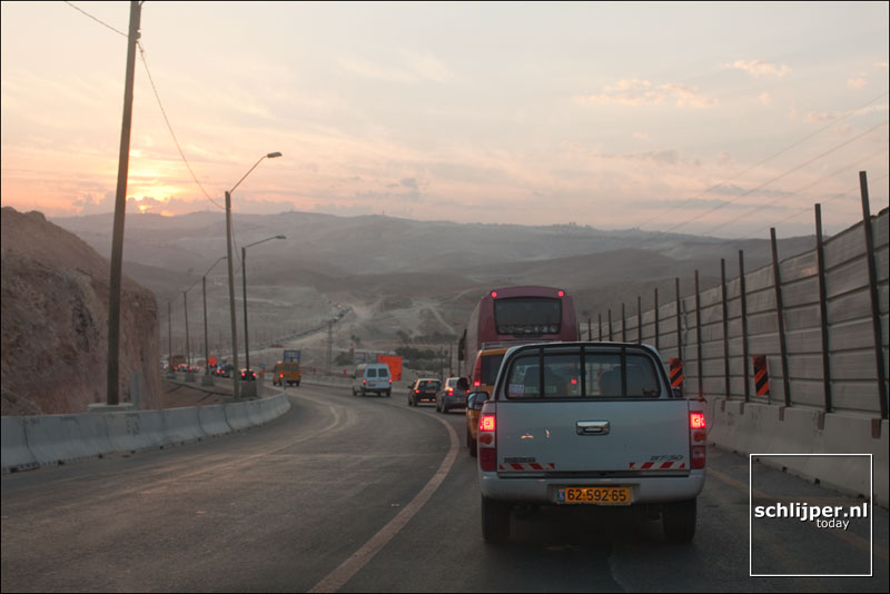 Israel, Mitspe Yericho, 18 november 2010