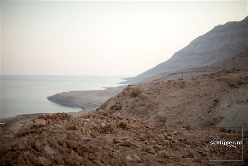 Israel, Dead Sea, 5 november 2010