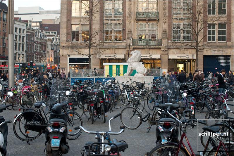 Nederland, Amsterdam, 21 november 2010