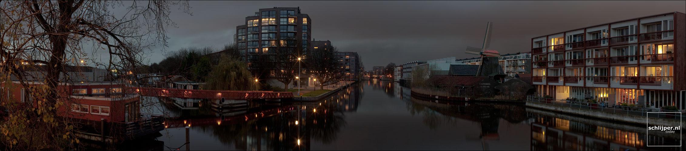Nederland, Amsterdam, 24 november 2010