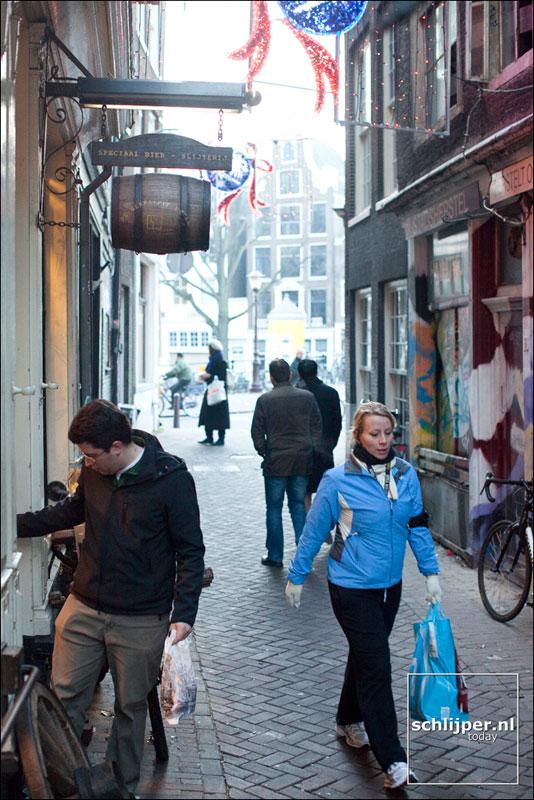 Nederland, Amsterdam, 28 november 2010