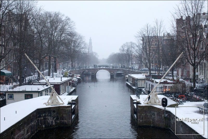 Nederland, Amsterdam, 2 december 2010