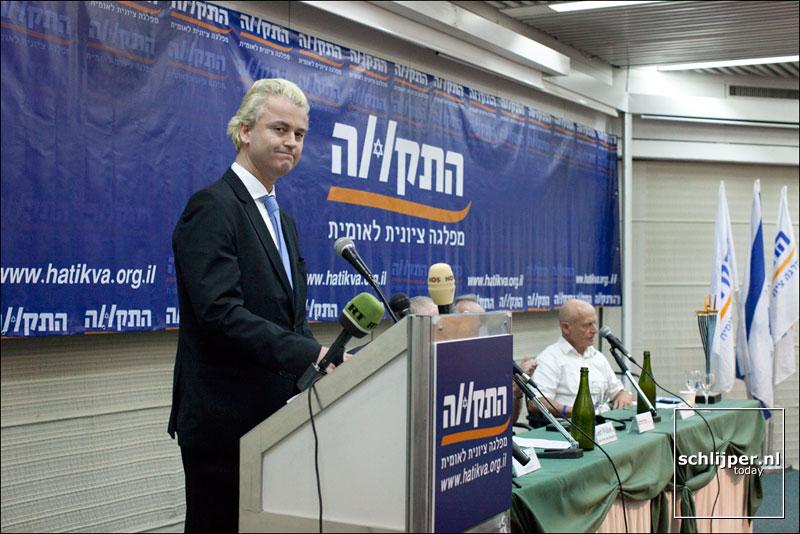 Israel, Tel Aviv, 5 december 2010