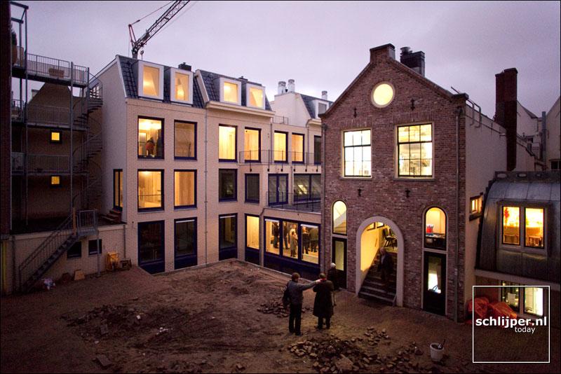 Nederland, Amsterdam, 10 december 2010