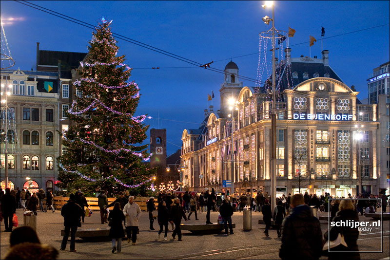 Nederland, Amsterdam, 12 december 2010